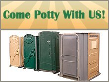 Porta Potty - Dubuque, IA  - Tri-State Porta Potty, Inc. - Come Potty With US!