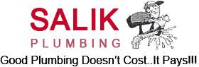 Salik Plumbing - Logo