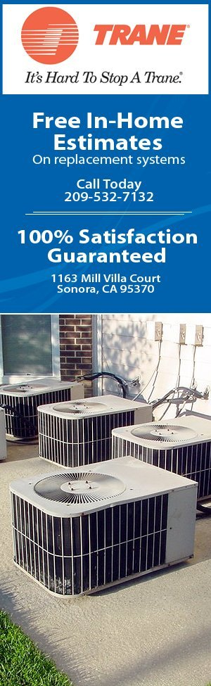 Air conditioners - Sonora, CA - Central Heating and Air