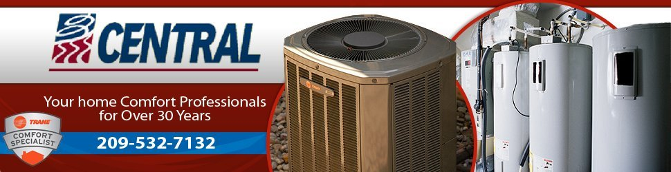 HVAC systems - Central Heating and Air - Sonora, CA