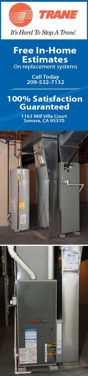 Gas furnaces - Sonora, CA - Central Heating and Air