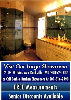 Bathroom Remodeling Rockville MD Bath Kitchen Showroom Inspiration Bathroom Remodeling Showrooms Interior
