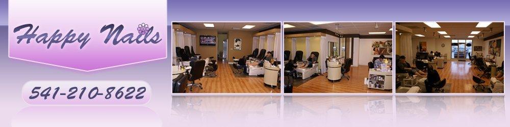 Nail Salon - Medford, OR - Happy Nails