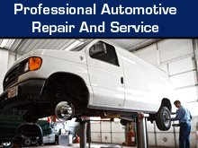 Auto Repair Services - Mount Pleasant, IA  - Phillips Auto Clinic
