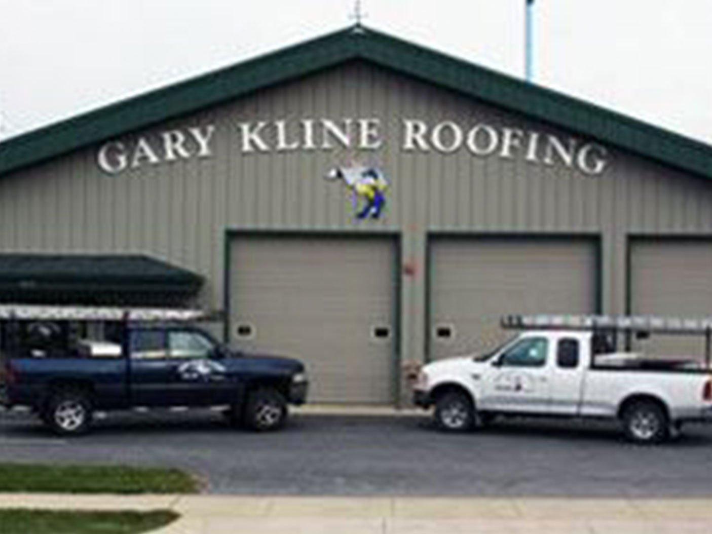 Gary Kline Roofing, Inc Store