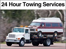 Towing Company - Manchester, NJ  - Riggleman Towing - Towing Services - 24 Hour Towing Services