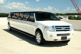 14 Passenger - Ford Expedition Limousine
