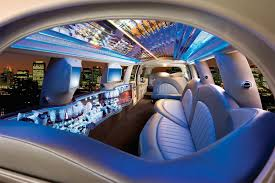 14 Passenger - Ford Expedition Limousine - Interior