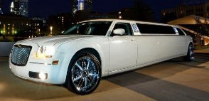 12 Passenger - Chrysler 300 Limousine