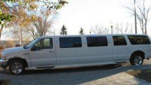 12 Passenger - Excursion Limousine