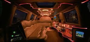 12 Passenger - Excursion Limousine - Interior