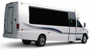 14 passenger - Krystal Coach Party Bus