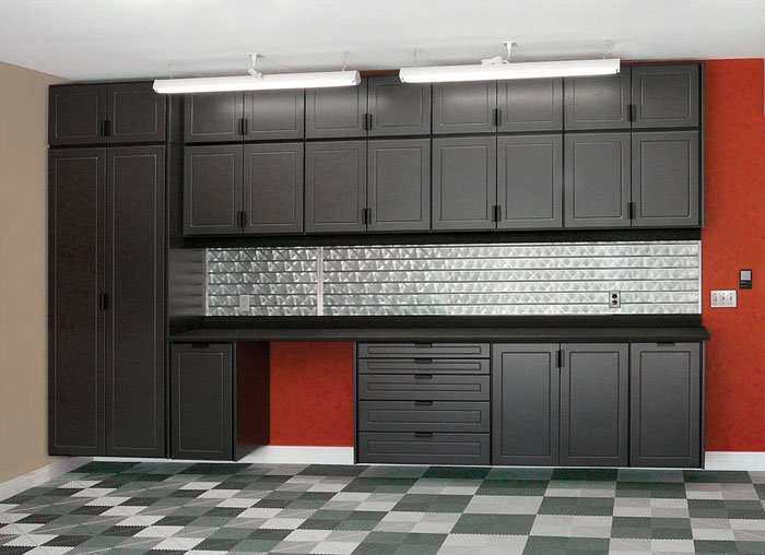 Garage Design Solutions Garage Storage Ocean Pines Md