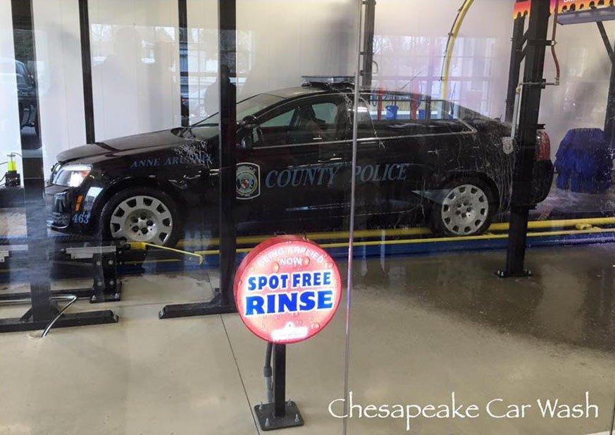 Chesapeake Car Wash
