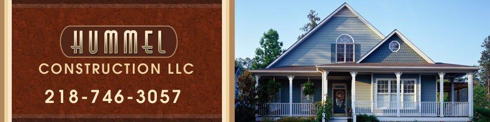 Home Remodeling Services - Pillager, MN - Hummel Construction LLC