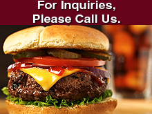 Catering Services - Hays, KS - J D's Country Style Chicken - hamburger - For Inquiries, Please Call Us.