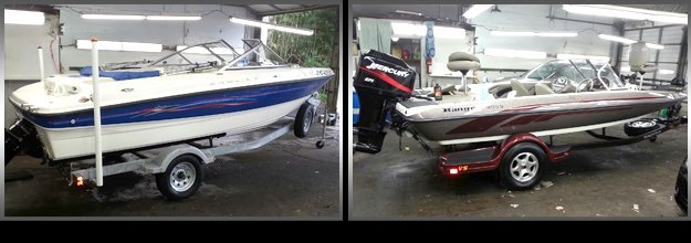 Boat Cleaning | Manheim, PA | Wax Master Auto Detail Center | 717-898-0717