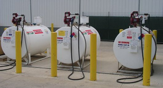 Permanent Fuel Tanks