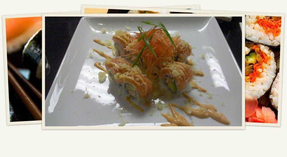 Sashimi | Beavercreek, OH | Osaka Japanese Steakhouse | 937-320-1188