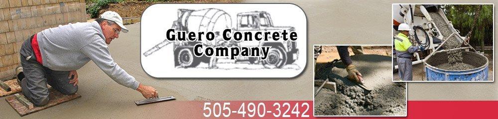 Concrete Company - Santa Fe, NM - Guero Concrete Company L.L.C.