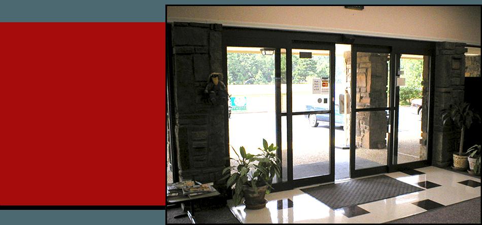 Automatic Doors | Hot Springs, AR | Arkansas Glass Company | 501 623