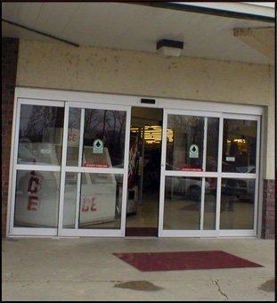 Automatic Doors | Hot Springs, AR | Arkansas Glass Company | 501-623-3306