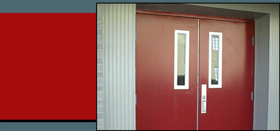Hollow Metal Doors | Hot Springs,  AR | Arkansas Glass Company | 501-623-3306