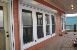 Storm shutter installation | Lake Charles, LA | East Aluminum | 337-433-3118