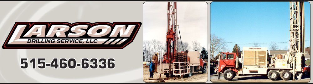 Pump Service And Repair - Roland, IA - Larson Drilling Service, LLC
