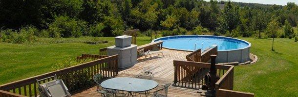 Swimming Pool Decks | Houston, AL | Gillespie Concrete Construction, Inc. | 256-214-2282