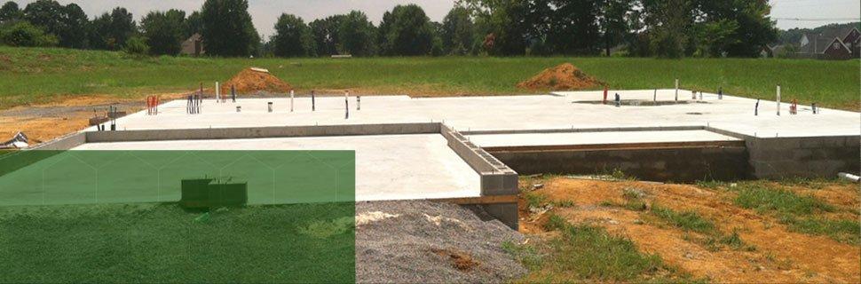 Foundations & Slabs | Houston, AL | Gillespie Concrete Construction, Inc. | 256-214-2282