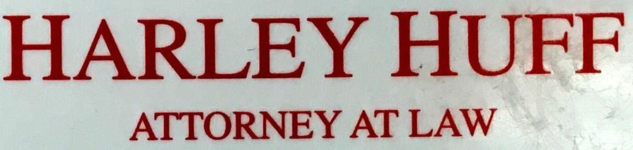 Harley Huff Attorney at Law - Logo