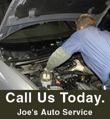 Auto Repair - Rosenberg, TX - Joe's Auto Service-Call Us Today.