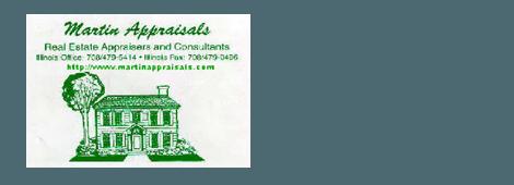 Appraisals | Orland Park, IL | Martin Appraisals | 708-479-5414