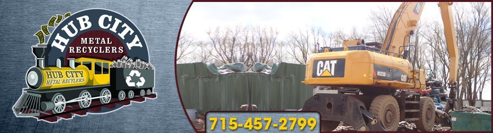 Recycling Center | Junk Metal - Junction City, WI - Hub City Metal Recyclers