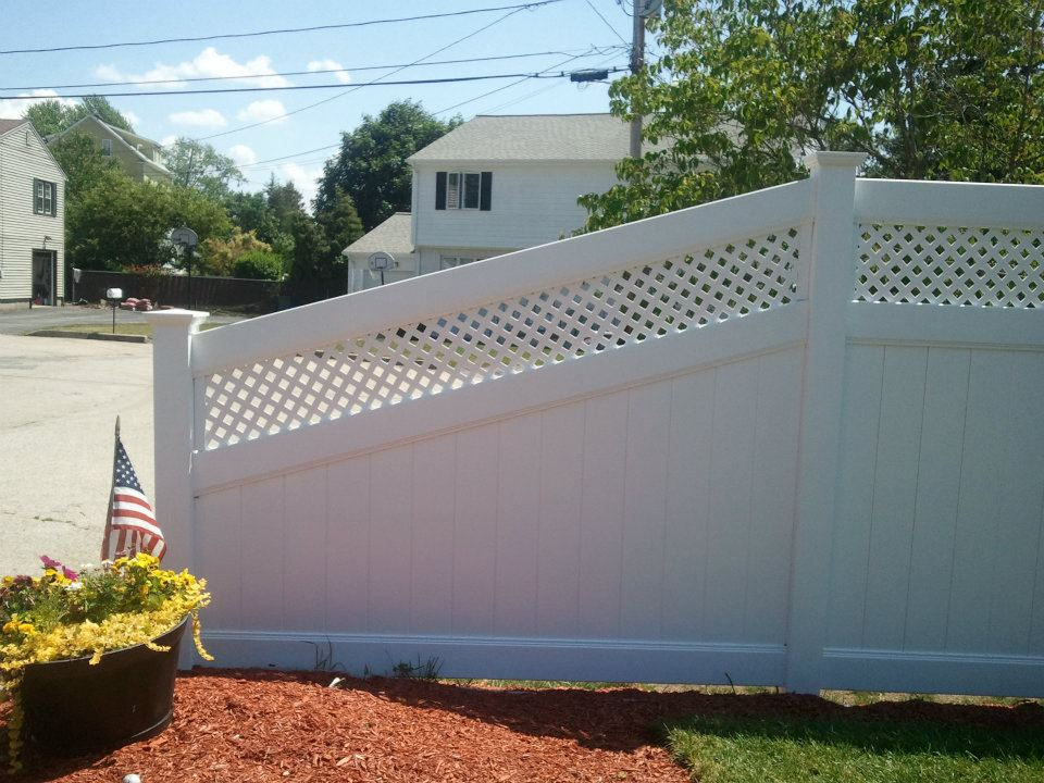 PVC Vinyl Fences