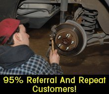 Car Alignment - North Hollywood, CA - Emilio's Brakes & Front-End Service