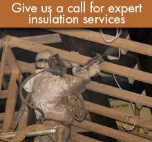 Insulation Services - Alpena, MI - Building Express - The Home of Air-Tite Insulation - insulator - Give us a call for expert insulation services