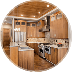 Kitchen Countertop & cabinets