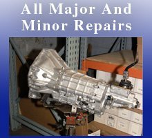 Auto Transmission - Mandan, ND - Shawn's Repair LLC
