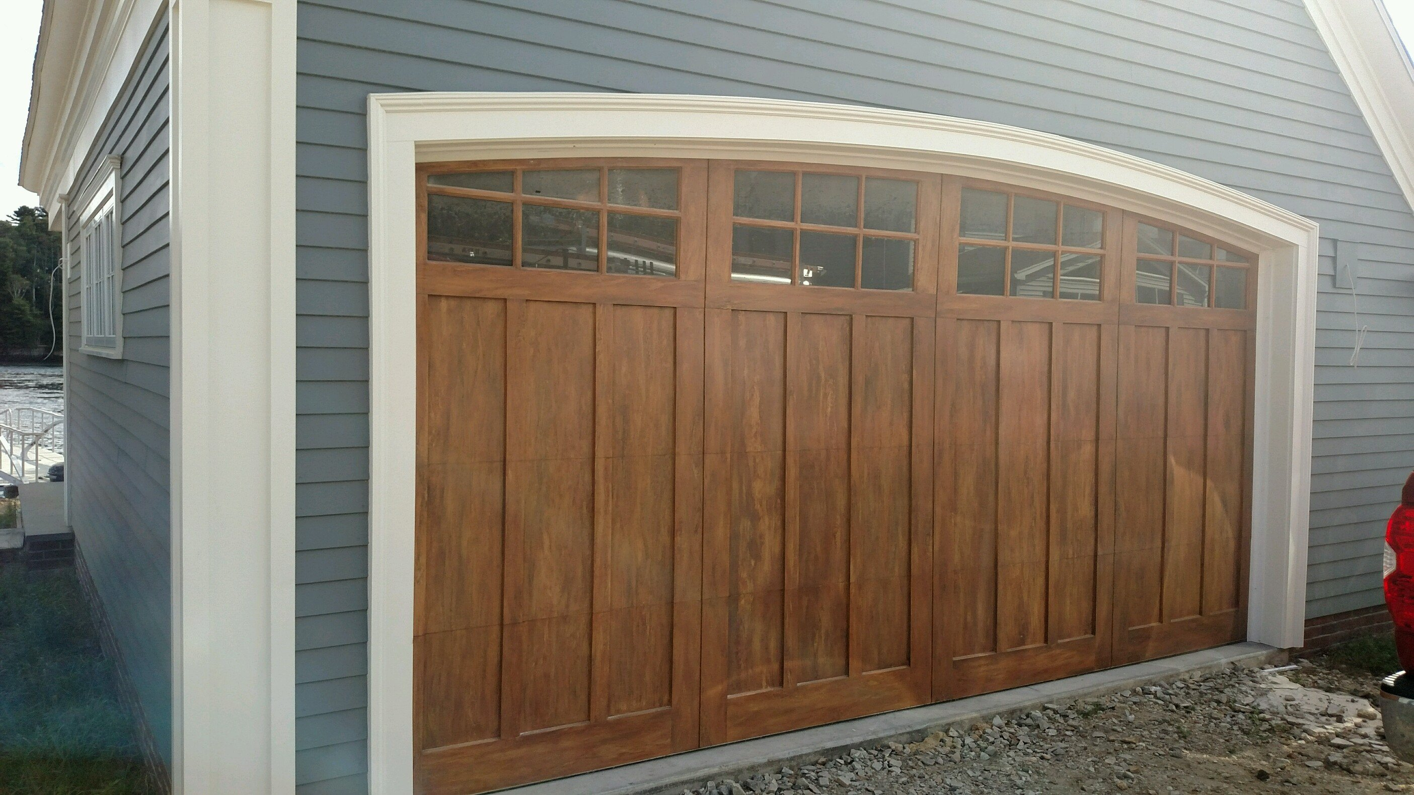 Residential garage doors wood garage doors manchester nh - Reasons inspect garage door ...