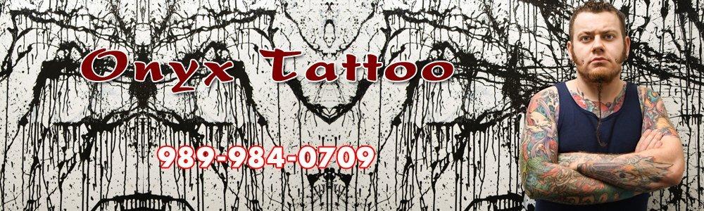 Tattoo Shop - East Tawas, MI - Onyx Tattoo