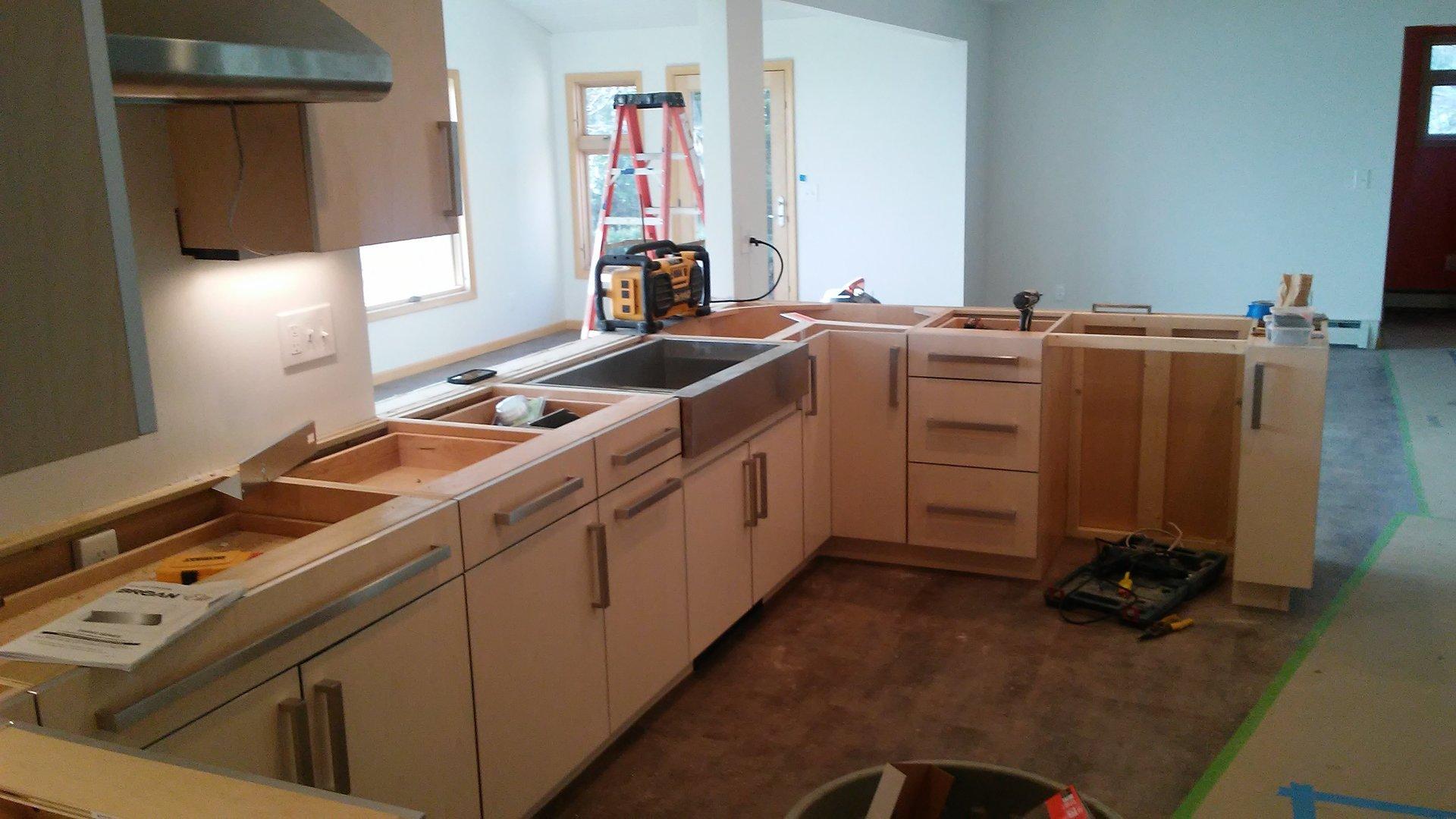 Remodeling Work