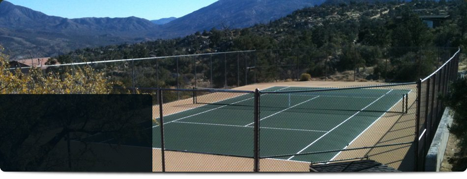 Windscreens | Palm Desert, CA | The California Court Builders | 760-341-0472