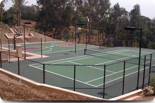 Tennis equipment | Palm Desert, CA | The California Court Builders | 760-341-0472