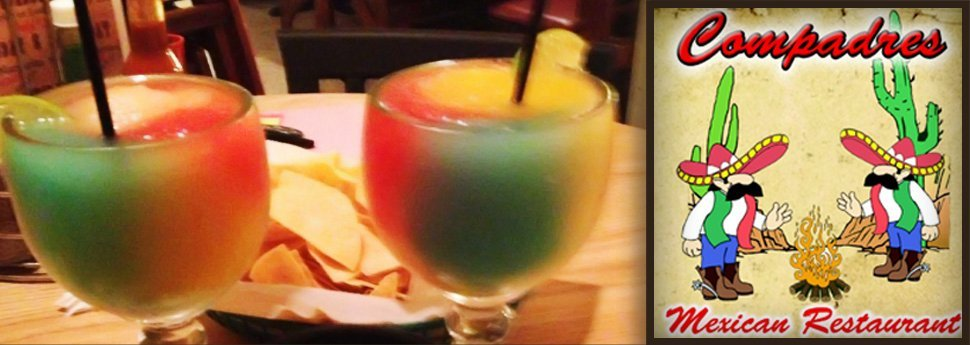 Mexican margaritas drinks