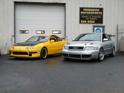 Acura and Audi Repair