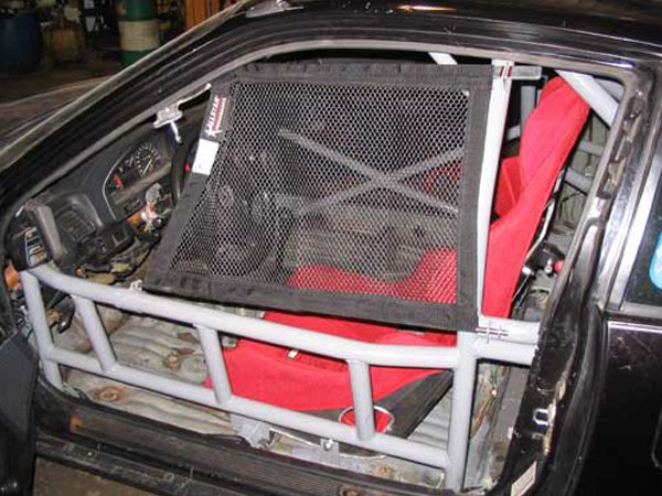 Custom roll cage fabrication