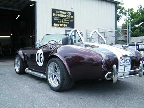 65 Shelby Cobra Kit Car