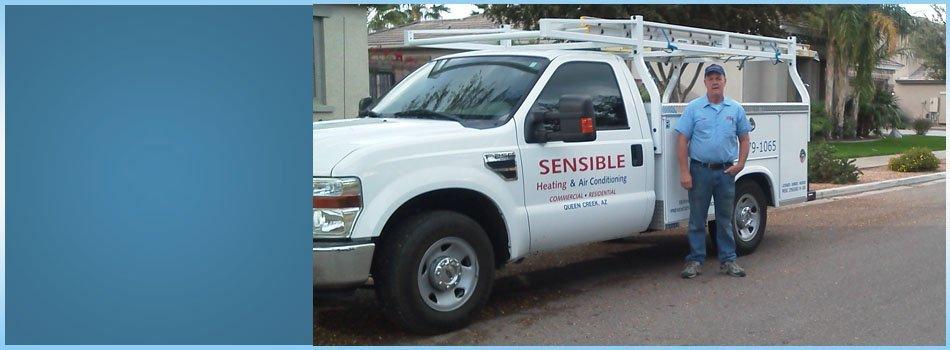 Heating Repairs | Queen Creek, AZ | Sensible Heating And Air Conditioning | 480-279-1065